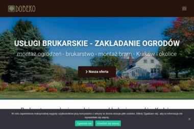 DOBEKO - Projektowanie ogrodów Dąbrowa Tarnowska