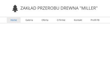 """Zakład Przerobu Drewna """"Miller"""" - Altany z Bali Sławno"""