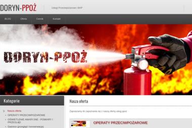 DORYN-PPOŻ - Firma audytorska Iława