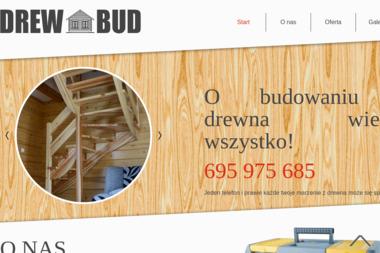 DREW&BUD - Wiaty Drewniane Iława