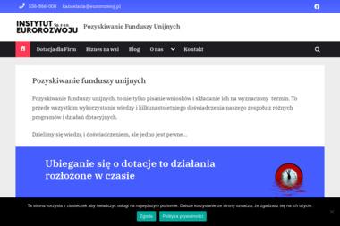 Instytut Eurorozwoju - Dotacje unijne Bydgoszcz