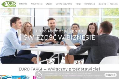 BPE EURO TARGI TERESA PRONDZINSKA - Biznes plan Warszawa