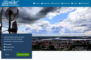 FAN-TEX - Internet Ełk