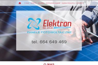 Elektron sp. z o.o. - Energia odnawialna Żagań