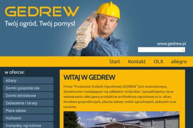 GEDREW - Tarasy Książki