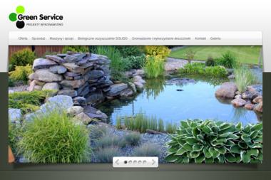 Green Service - Ogrody Zimowe Ciechanów