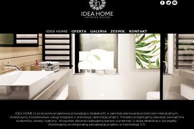 Idea Home - Architektura Wnętrz Łask