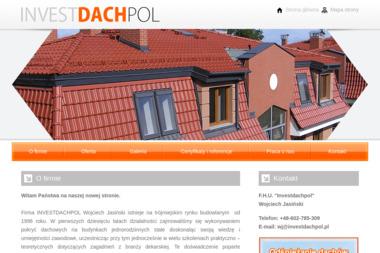 Investdachpol - Odśnieżanie dachów Gdańsk
