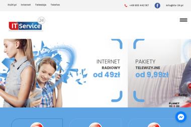 IT Service - Internet Grębów