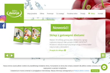 Dobry Dietetyk Paulina Knop - Odchudzanie Olkusz