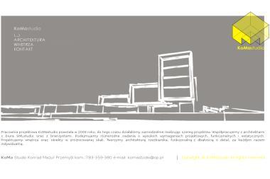 KoMa Studio - Architekt wnętrz Przemyśl