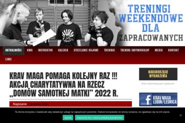 Krav Maga-Be Safe - Sporty walki, treningi Legnica