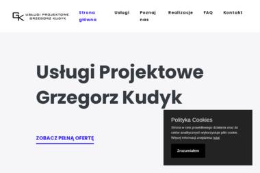Usługi Projektowe Grzegorz Kudyk - Projektowanie instalacji sanitarnych Żory