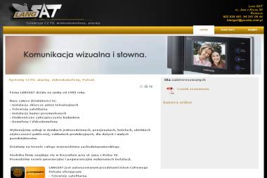 LANG SAT - Montaż Anteny Koszalin