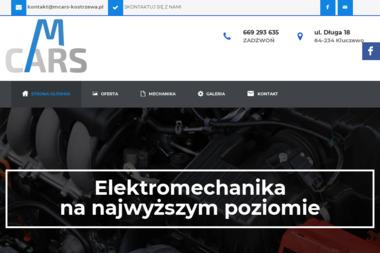MCARS Elektromechanika Pojazdowa Mateusz Kostrzewa - Części i podzespoły Kluczewo
