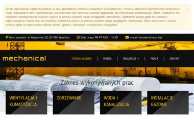 MECHANICAL - Projektant Instalacji Sanitarnych Września