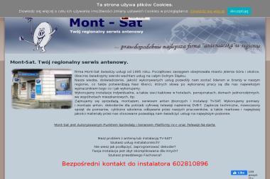 Mont-Sat - Anteny Satelitarne Jelenia Góra