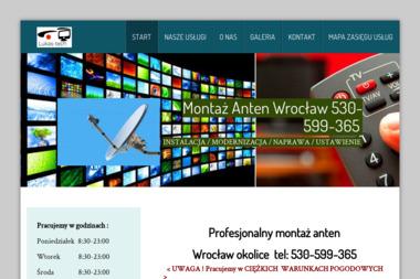 Miro-Sat - Montaż Anteny Wrocław