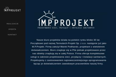 MP PPROJEKT - Projekty Przyłącza Wody Piła
