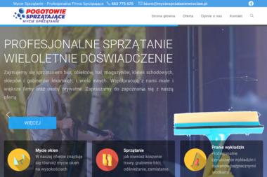 Pogotowie Sprzątające - Czyszczenie Tapicerki Meblowej Wrocław