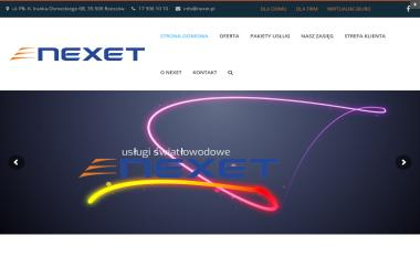 NEXET Sp. z o.o. - Internet Rzeszów