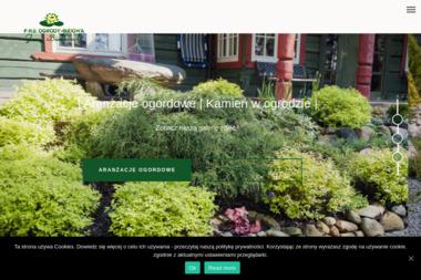 Ogrody – Budowa - Ogród Zimowy na Tarasie Osiek