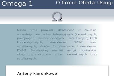 Omega-1 - Montaż Anteny Satelitarnej Lublin