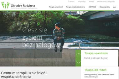 Centrum Leczenia Uzależnień i Współuzależnienia - Ośrodek Rodzinna - Terapia uzależnień Oświęcim