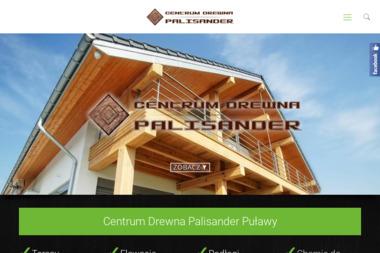 CENTRUM DREWNA PALISANDER - Budowa Tarasu Drewnianego Puławy