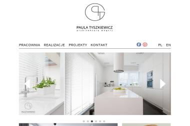 Architektura Wnętrz - Paula Tyszkiewicz - Architektura Wnętrz Zambrów