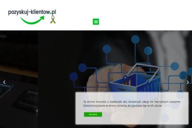 Pozyskuj-Klientow.pl - Strony Internetowe Bielsko-Biała