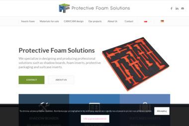 Protective Foam Solutions - Opakowania Wrocław