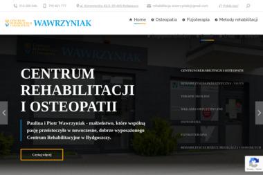Centrum Rehabilitacji i Osteopatii Wawrzyniak - Masaż Bydgoszcz