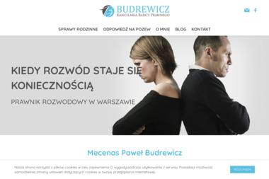 Budrewicz Kancelaria Rozwodowa - Porady Prawne Warszawa