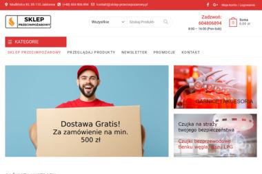 sklep-przeciwpozarowy.pl - Firma Szkoleniowa Jabłonna