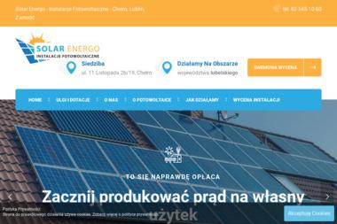 Solar Energo - Fotowoltaika Chełm