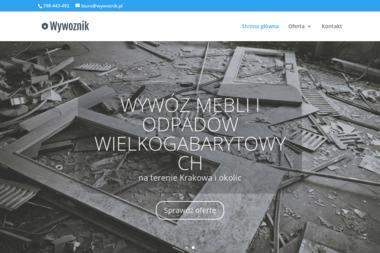 Wywoznik - wywóz śmieci Kraków - Utylizacja Gruzu Kraków