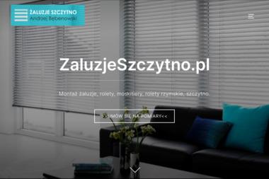 Żaluzje Andrzej Bębenkowski - Rolety Zewnętrzne Elektryczne Szczytno