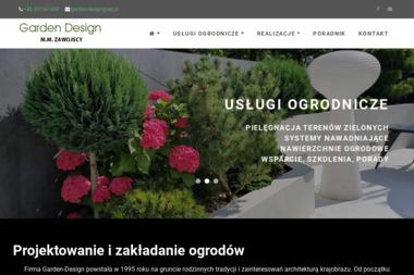 Garden Desing - Projektowanie Ogrodów Wołczkowo