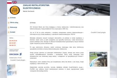 Zakład Instalatorstwa Elektrycznego Marek Sochacki - Sterowanie Oświetleniem Lublin