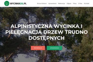 Przedsiębiorstwo Usługowo-Handlowe GAJ - Odśnieżanie dachów Kłomnice