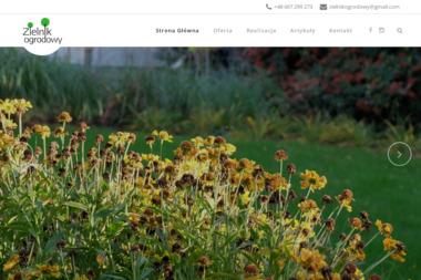 Zielnik Ogrodowy - Projektowanie Ogrodów Zimowych Sandomierz