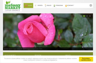 Zielony Market - Projektowanie Ogrodów Milicz
