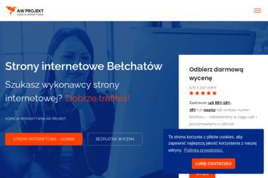 Strony internetowe Bełchatów - Oprogramowanie Sklepu Internetowego Bełchatów