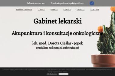 """""""Centrum Medyczne na Młyńskiej"""" - Medycyna Niekonwencjonalna Bielsko-Biała"""