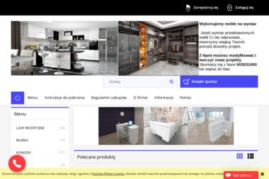 Borowkasklep.pl - wyjątkowe artykuły dziecięce - Meble Kamyk