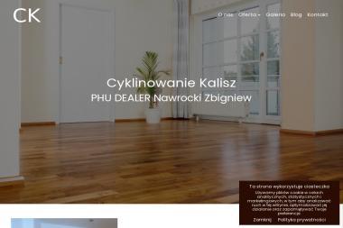 PHU DEALER - Schody Strychowe Żelazków