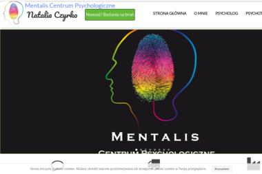Mentalis Centrum Psychologiczne - Psycholog Lubań