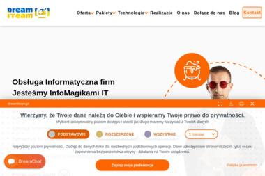 DreamITeam sp. z o.o. - Outsourcing IT Warszawa