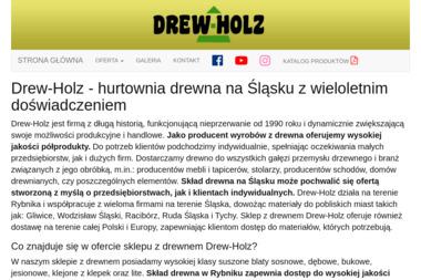 Firma Drew-Holz P.P.H.U - Schody Dywanowe Rybnik